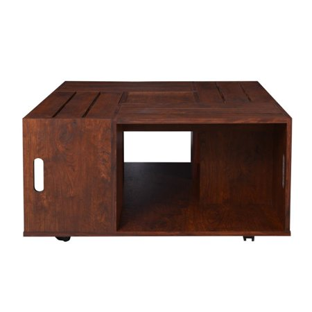 Furniture Of America Tessa Square Coffee Table In
