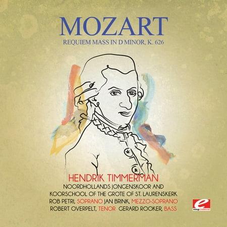 Requiem Mass in D minor K. 626 (CD)