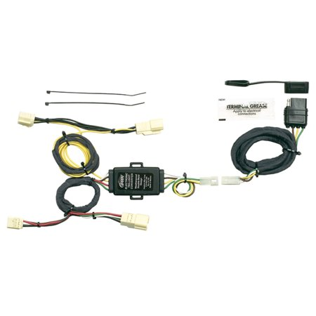 Hopkins Towing Solution 43405 Plug-In Simple Vehicle To Trailer ...