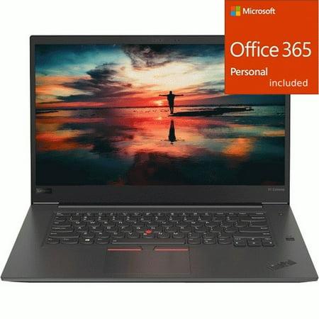 Lenovo ThinkPad X1 Extreme 1st Gen 20MF000QUS 15.6