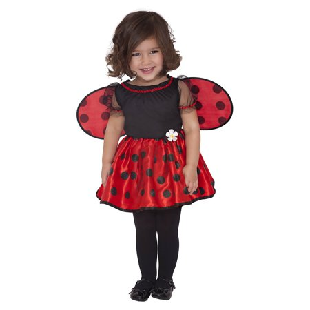 Little Ladybug Baby Infant Costume - Baby 12-24 - Toddler Bug Costumes