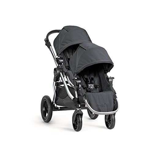 Baby Jogger 2016 City Select Double Stroller with 2nd Sea...