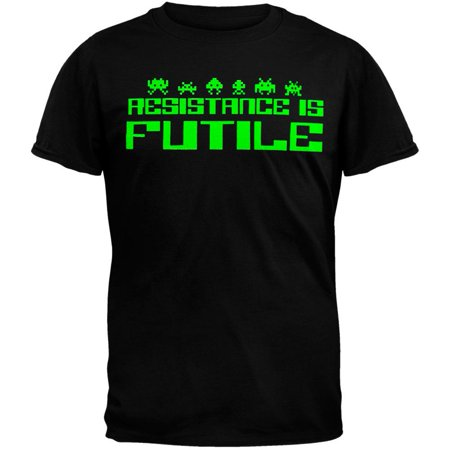 Space Invaders - Resistance - Kids Space Invaders T-shirt