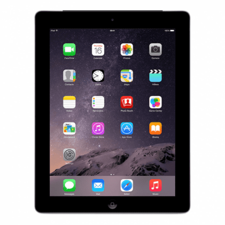 Refurbished iPad 4 Wifi Black 16GB