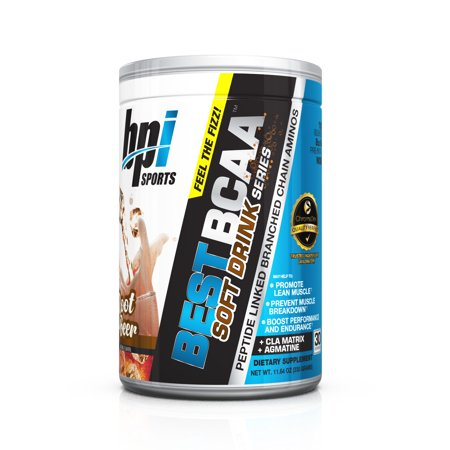 BPI Sports Best BCAA Soft Drink Series, Root Beer, 30