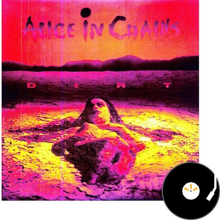 Message Heavy Duty Vinyl - Dirt (Vinyl)