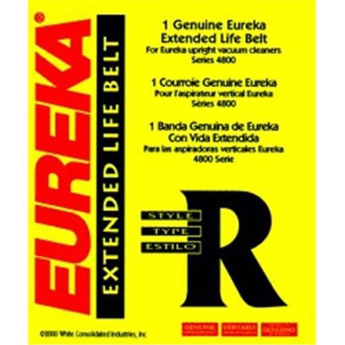 Eureka VFEU61110 R Vacuum Belt For Upright 4800