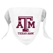 DoggieNation 716298012020 Texas A&M Mesh Dog Bandana - Small