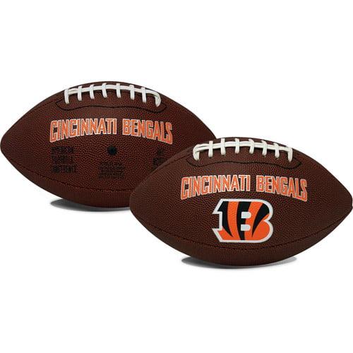Rawlings Gametime Full-Size Football, Cincinnati Bengals