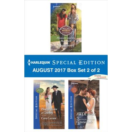 Upcoming Halloween Specials 2017 (Harlequin Special Edition August 2017 - Box Set 2 of 2 -)