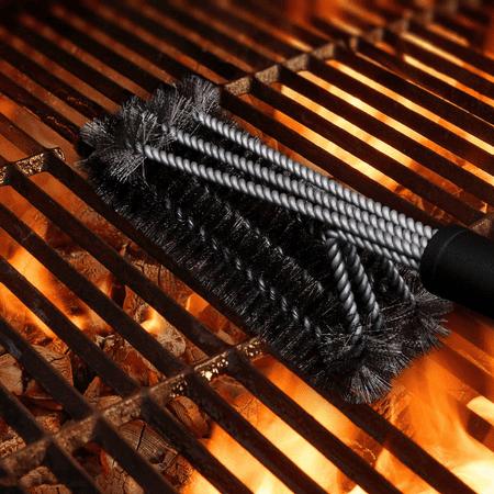 Yesker BBQ Grill Brush-18