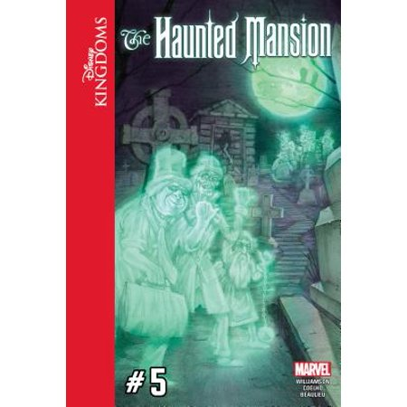 Disney Kingdoms: The Haunted Mansion #5](Haunted Mansion Magic Kingdom Halloween)
