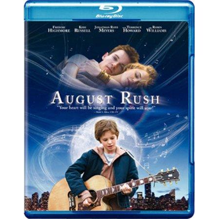 August Rush (Blu-ray) (Did Freddie Highmore Play In August Rush)