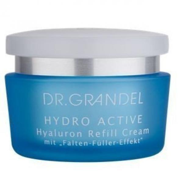 Dr. Grandel Hydro Active Hyaluron Refill Cream 1.7oz Jar