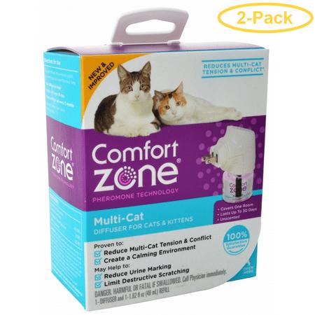null - Pack of 2 (Farnam Comfort Zone Diffuser)