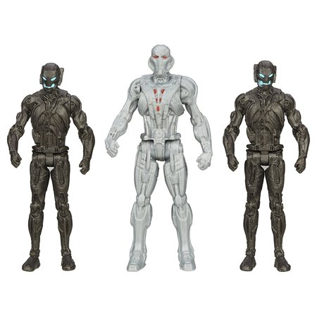 Age Of Ultron Jarvis (Marvel Avengers Age of Ultron Ultron 2.0 and Ultron)
