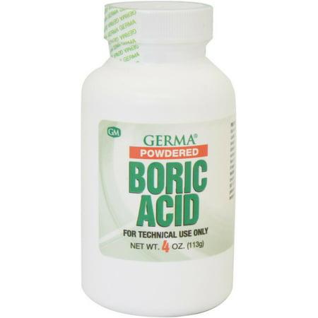 Germa Boric Acid Powder 4 oz