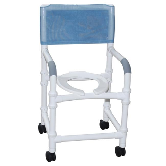 MJM International 118-3-KD Shower Chair