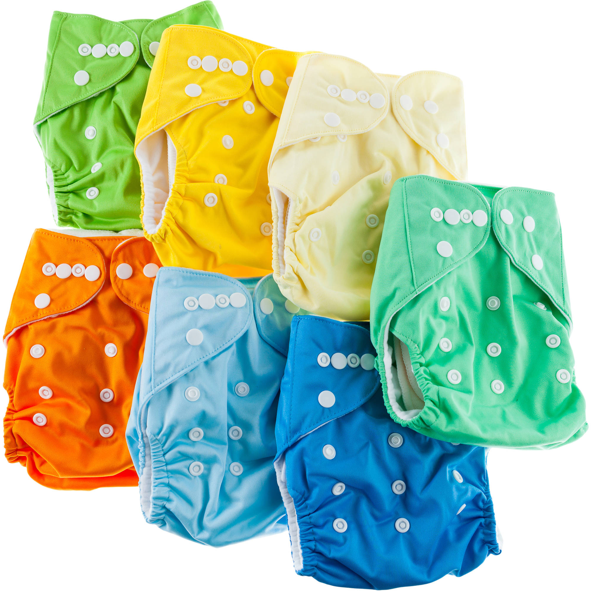 Adovely Cloth Diaper 15-Piece Gift Set (All in One)