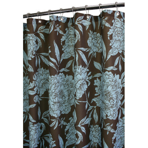 Watershed Peony Shower Curtain