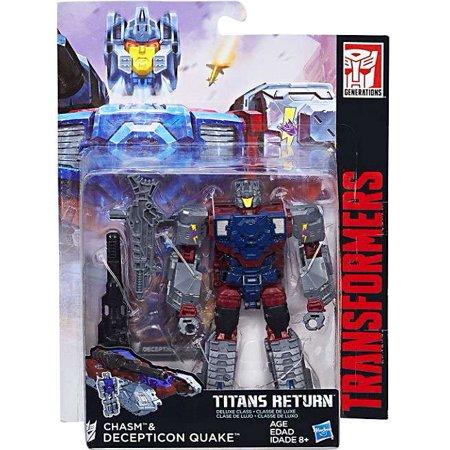 Transformers Titans Return Chasm   Decepticon Quake Action Figure