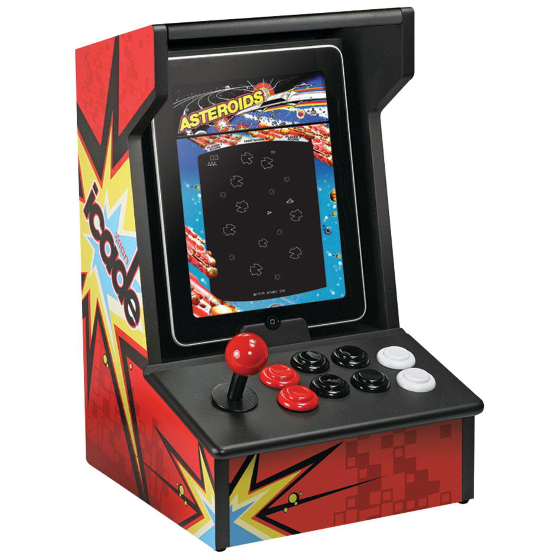 ION iCG04 iPad(R) Icade Arcade Cabinet