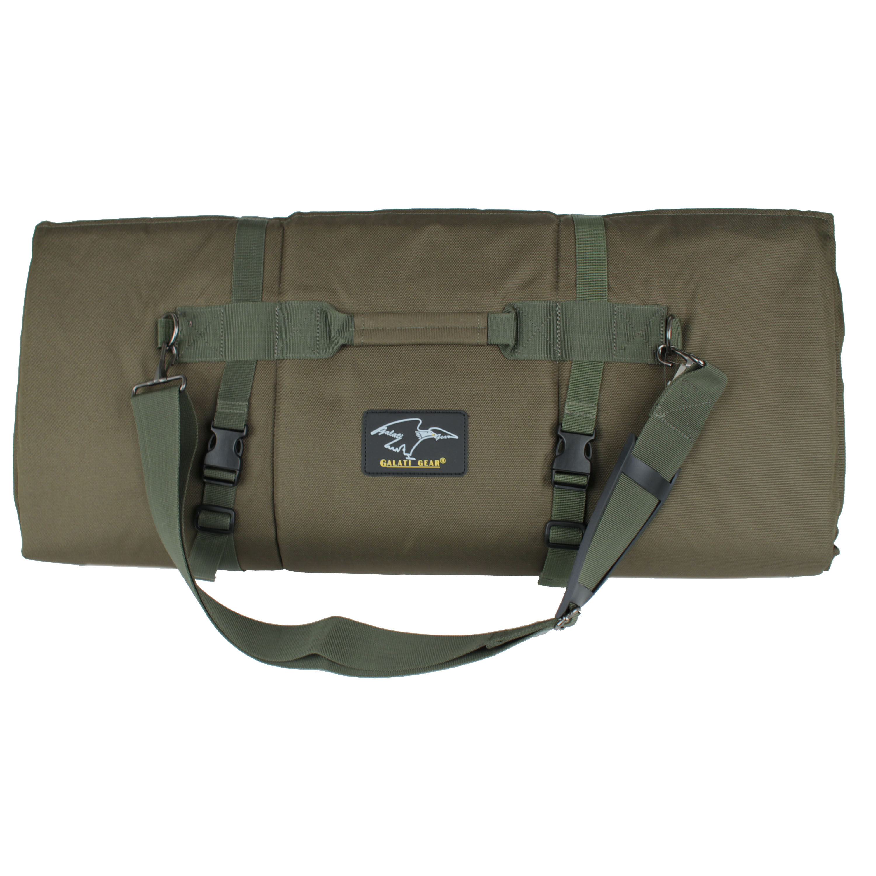 Roll-up Shooters Pad Olive Drab
