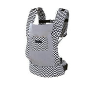 Convertible Ergonomic Baby Carrier with Kangaroo Bag, Gray
