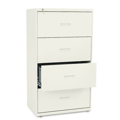 400 Series Four-Drawer Lateral File BSX434LL