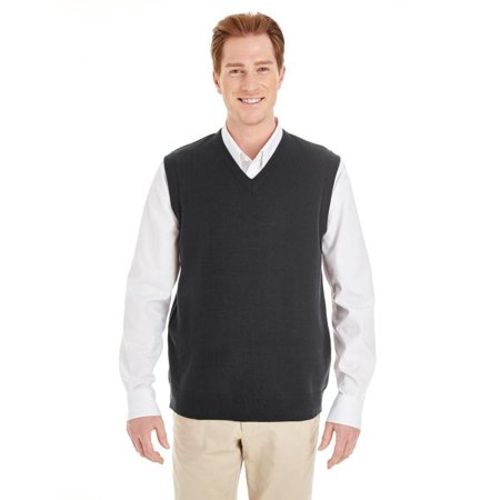 MenS Pilbloco V Neck Sweater (Hooded Sweater Vest)