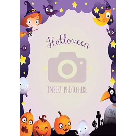 Decorating Your Garage For A Halloween Party (Halloween Custom Create Your Own Cake Image - Cake Personalized Cake Toppers Edible Frosting Photo Icing Sugar Paper A4 Sheet 1/4)