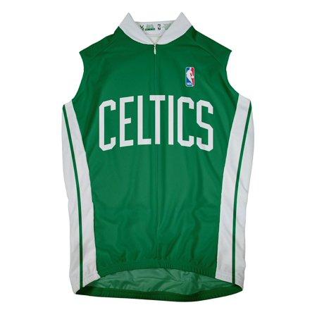 VOmax Womens Comfortable NBA Boston Celtics Sleeveless Cycling ... 4313791ed
