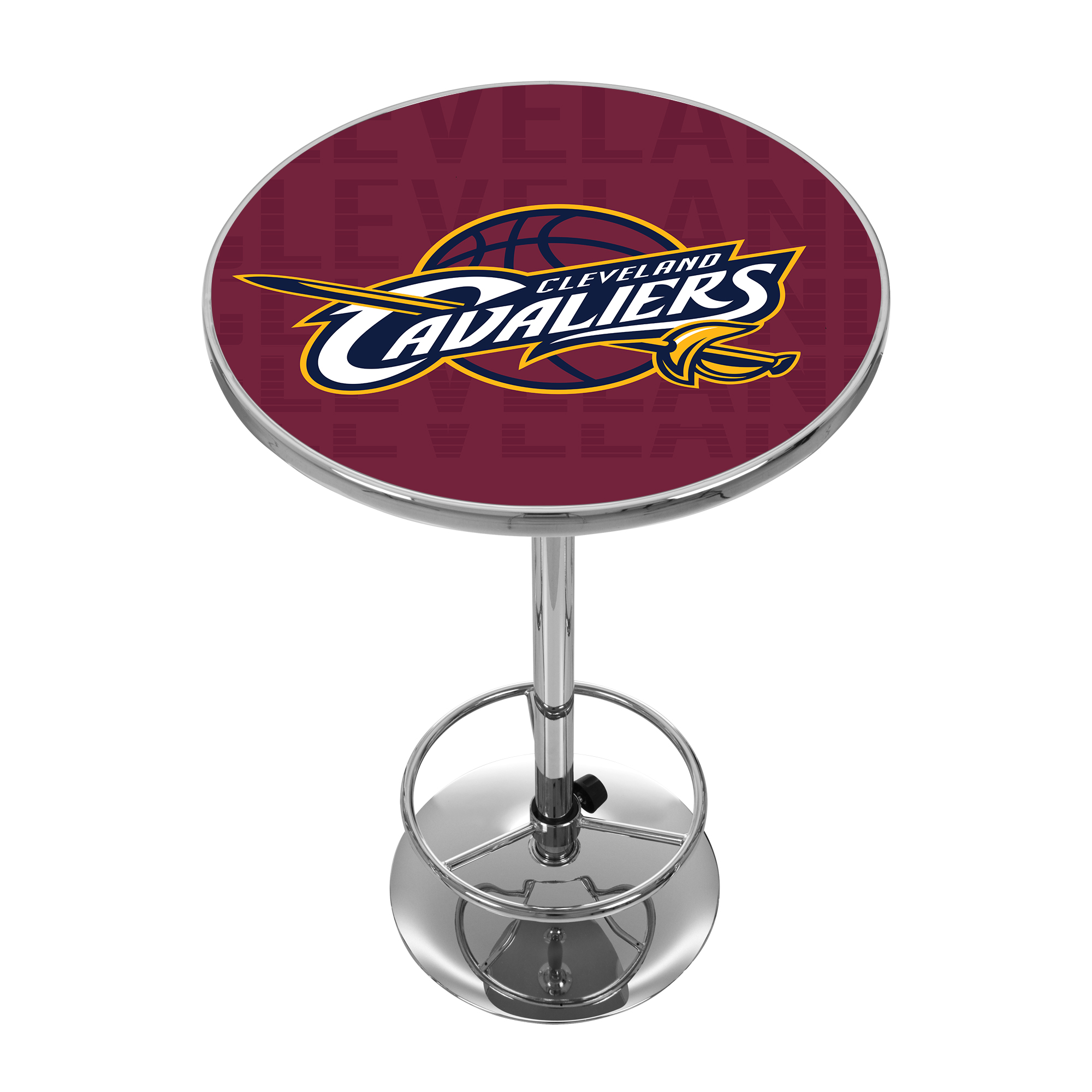 NBA Chrome Pub Table - City - Cleveland Cavaliers