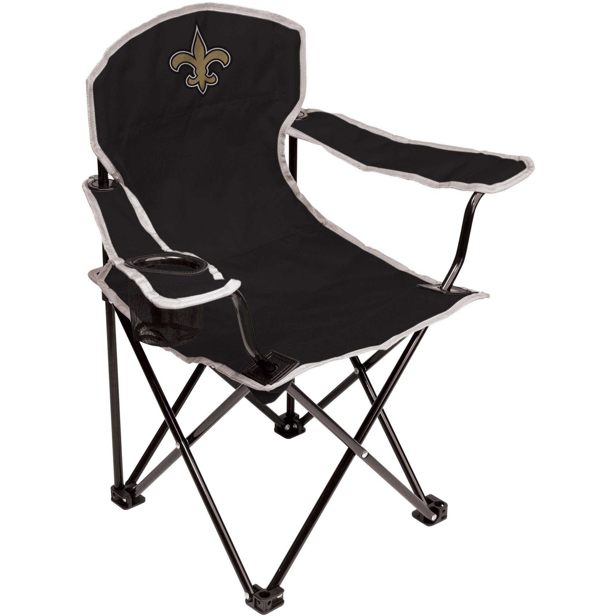 Charmant Coleman NFL New Orleans Saints Youth Size Tailgate Chair