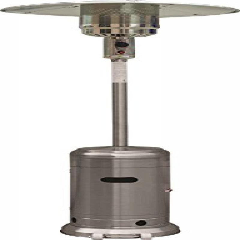 Northern Trail HMXD-B 88 inch Stainless Steel Patio Heater