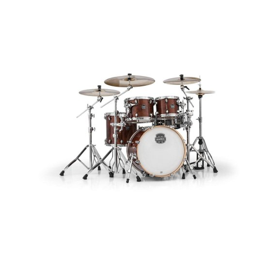 Mapex AR504SWT Armory Series Jazz Rock Shell Pack with Transparent Walnut Finish by Mapex