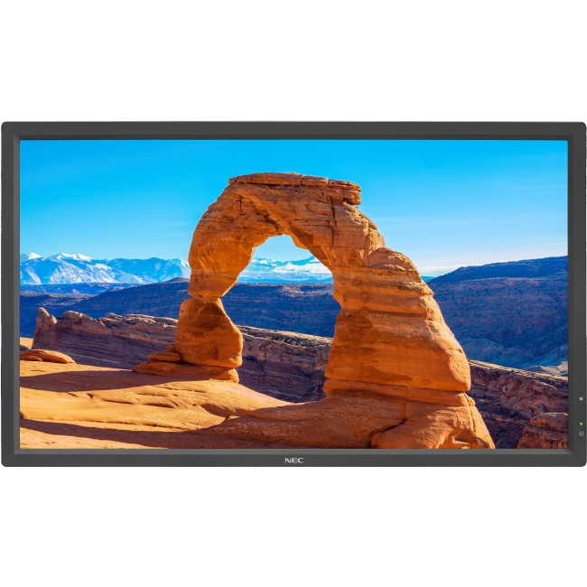"NEC Display 32"" High-Performance LED-backlit Commercial-Grade Display - 32"" LCD - 1920 x 1080 - Edge LED - 450 Nit - 108"