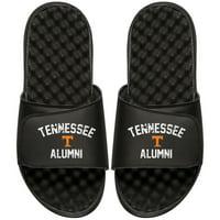 Tennessee Volunteers ISlide Youth College Alumni Slide Sandals - Black