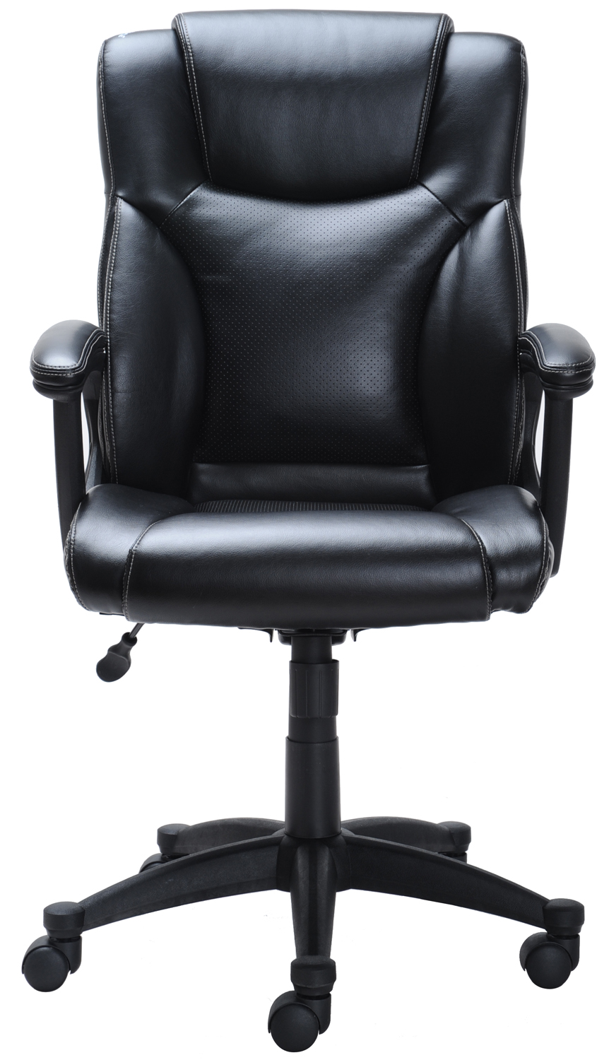 broyhill bonded leather manager chair walmart com