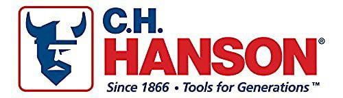 CH Hanson 25581 5//32/'/' Reversed Number Set