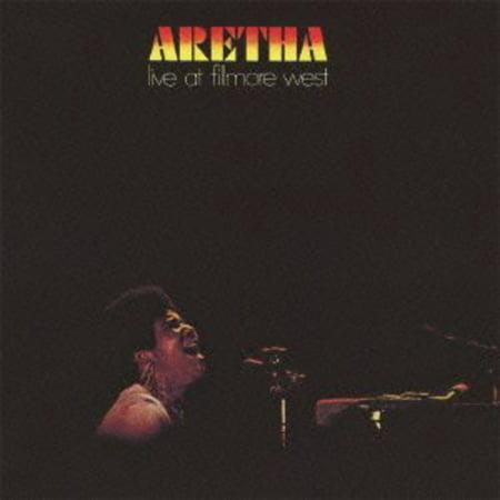 Aretha Live at Filmore West (CD) (Remaster) (Aretha Franklin Aretha Live At Fillmore West)