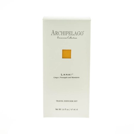 Archipelago Excursion Travel Diffusers - Lanai 1.6oz (47ml) for $<!---->
