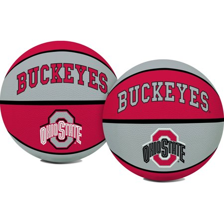 Rawlings NCAA Crossover Full Size Basketball Ohio State University Buckeyes - Ohio State University Halloween Party