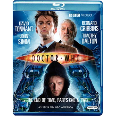 Dr. Who: End of Time Parts 1 & 2 (Blu-ray) - Halloween Ending Time