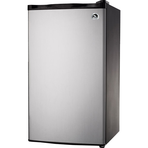 Igloo 3 2 Cu Ft Refrigerator And Freezer Platinum Ebay