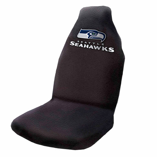 NFL Seattle Seahawks Applique Seat Cover