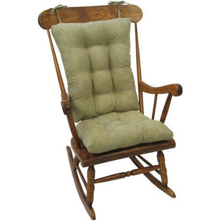 Gripper Jumbo Rocking Chair Cushions Nouveau Walmart Com