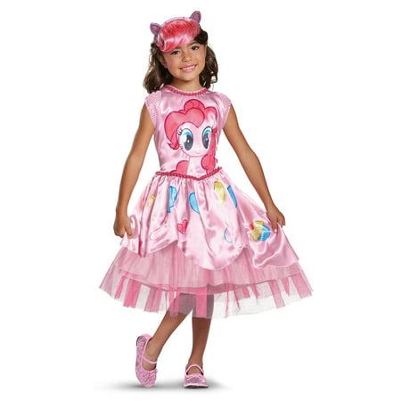 My Little Pony Movie Girls' Pinkie Pie Classic Costume