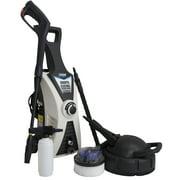 Pulsar PWE1801K 1800 PSI Electric Pressure Washer w/ Accessory Kit