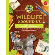 Forest Animals--Field Guide & Drawing Book : Learn How to Identify and Draw Forest Animals from the Great Outdoors!